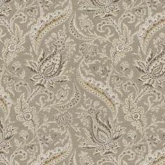 ARTISSIMO PAISLEY - Gray/Silver - Shop By Color - Fabric - Calico Corners