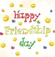 Friendship Day Clipart Animated
