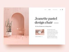 Jeanette Chair