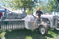 Full of Fergusons: Collection Evolves from Ford-Ferguson 2N Tractor Purchase