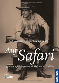 Auf Safari von Rolf D. Baldus http://www.amazon.de/dp/3440140075/ref=cm_sw_r_pi_dp_Cprnwb1FEDN87