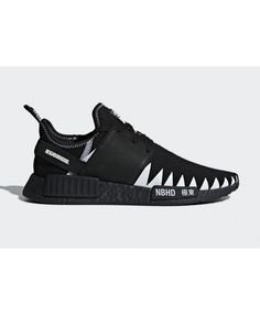 info for 5917f f1ae6 Neighborhood Adidas NMD R1 All Black New Trainers Sale UK Cheap Adidas Nmd, Adidas  Nmd