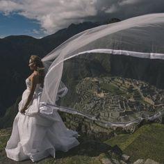 Spectacular Week Long Destination Wedding In Peru With A Photo Shoot Stunning Machu Picchu
