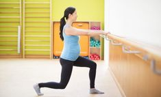 Yes, pregnancy changes a lot of things, including your workout. But that's no excuse to give up fitness for the next nine months. Here are four great moves to maintain your fitness level throughout your pregnancy. Weight Loss Routine, Weight Loss Workout Plan, Weight Loss Challenge, Weight Loss Plans, Weight Loss Transformation, Weight Loss Tips, Lose Inches, Lose 30 Pounds, Hard Workout