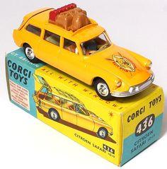 Corgi Toys 436 Citroen Safari  MIB Pic by QualityDiecastToys.com