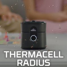 Your patio is your happy place. Thermacell Radius makes it even better with a zone of powerful mosquito protection.No Spray, Scent Free
