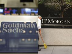 Goldman Sachs and JP Morgan Chase best fin-tech adopters