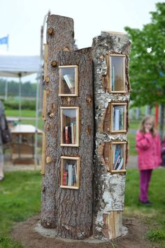 Making books more accessible in Petawawa, Ontario.