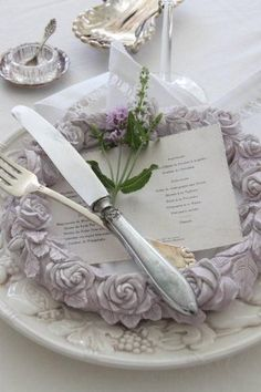 ana-rosa tumblr. I would use this as a table setting for Easter