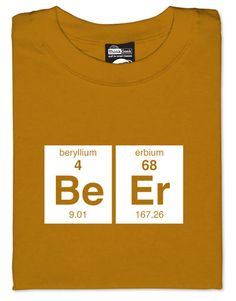 ThinkGeek :: Periodic BeEr