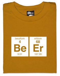 ThinkGeek :: Periodic BeEr