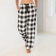 Flannel Pajama Pants, Pj Pants, Plaid Pants, Plaid Flannel, Buffalo Plaid Pajamas, Pijamas Women, Cute Pajamas, Comfy Pants, Just In Case