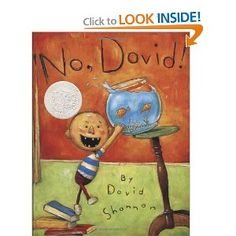 No, David! by David Shannon