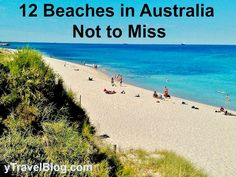 12 Beaches in Australia Not to Miss - Come check them out on the blog: http://www.ytravelblog.com/beaches-in-australia/