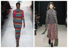 Тренд 2018 - Модный трикотаж