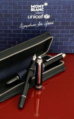 "Montblanc ""Signature for Good"" Edition"