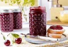 Chutney, Pesto, Raspberry, Mason Jars, Recipies, Pudding, Sweets, Fruit, Food