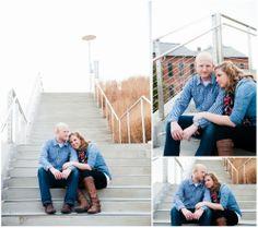 Engagement Photography; Meagan and Nate Photography; Downtown Kansas City; Kauffman Performing Arts Center