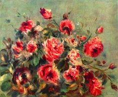 Τριανταφυλλα Απο Vargemont, Πιερ Ωγκύστ Ρενουάρ