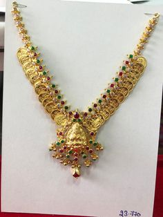 Gold Necklace Simple, Gold Jewelry Simple, Gold Wedding Jewelry, Gold Jewellery, Bridal Jewelry, India Jewelry, Gold Necklaces, Gold Earrings, Gold Set