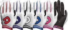 DeMarini® Superlight™ Youth Batting Gloves Softball Gear, Batting Gloves, Sports Uniforms, Youth, Baseball, Products, Netball Uniforms, Baseball Gloves