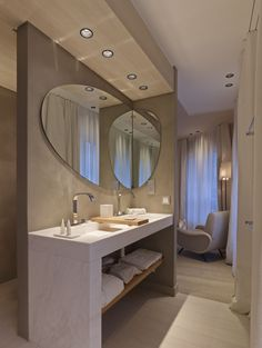29 idees de salles de bains en beton