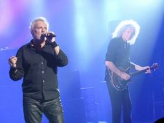 Roger Taylor & Brian May, London show, 12th July 2012 | Source: Mark Gledhill