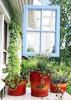 """Eija rakensi keijupuutarhan tyttärensä muistoksi: """"Puutarhassa aloin hiljalleen taas nauttia kaiken kauneudesta""""   Meillä kotona"""