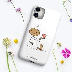 Handyhülle / Yogi / Der kleine Yogi / Spruch / Zitat / Quote / Apple / Samsung / Huawei / Phone case / Samsung, Phone Cases, Quote, Phone Case