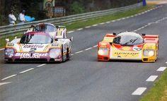 24 Heures du Mans 1988  2ª - Silk Cut Jaguar ( Jaguar XJR-9 LM - TWR J 12C 0488 )  Andy Wallace and Johnny Dumfries & Jan Lammers   ______________________________________________________  19ª - Porsche AG ( Porsche 962 C - 962 - 008 )  (Brothers Andretti)  John Andretti and Mario Andretti & Michael Andretti  ________________________________________________________  198ª - Roy Baker Racing ( Tiga GC 286 - 336 )  David Andrews and Mike Allisson & Steve Hynes
