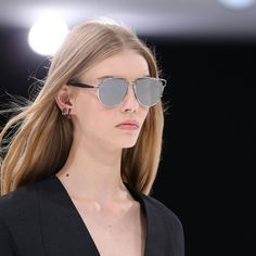 Dior Technologic Sunglasses – Ready To Wear Spring/Summer 2015
