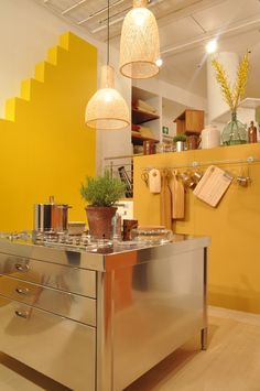 The Conran Shop 'Apartment' concept at our Fulham Road store, inspired by the work of celebrated Mexican architect, Luis Barragan.   http://www.conrantalkingshop.com/uk/taking-inspiration-from-luis-barragan/