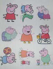 Peppa Pig Material | Peppa Pig Fabric | eBay