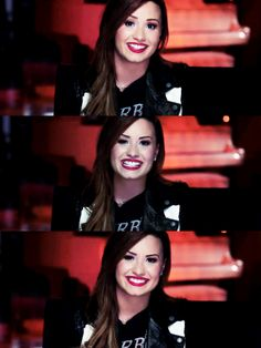 I love her smile