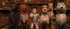 Wes Anderson's Isle of Dogs opened the Berlin Film Festival earlier this year, winning the Silver Bear for Best Director for his second stop-motion pic after The Fantastic Mr Fox. It tells the story of …