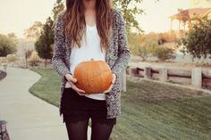 cute pumpkin picture