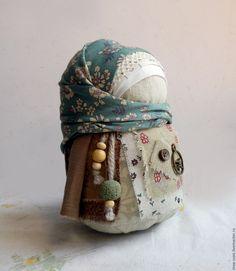 Купить Девочка с  птицей - бежевый, крупеничка, зерновушка, народная кукла, народная традиция, народные куклы