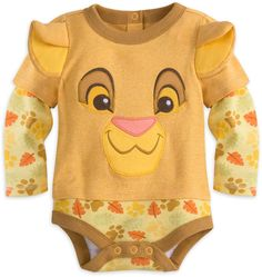 b41be9446d8 Simba Cuddly Bodysuit - Baby. Such a good gift idea for the Disney lover!