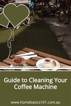 The Trick to great tasting coffee at home is a clean coffee machine, check out the guide to cleaning and maintaining your coffee machine for great coffee everytime Cleaning Checklist, Cleaning Hacks, Safe Cleaning Products, Great Coffee, Coffee Machine, Declutter, Housekeeping, Canning, Simple