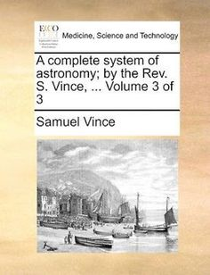 New a #complete system of #astronomy; by the #rev.... book (paperback / softback),  View more on the LINK: http://www.zeppy.io/product/gb/2/381619548682/
