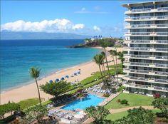 Maui Beach Condos, Kaanapali Beach