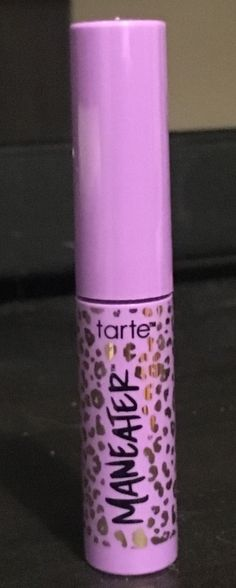 I really like the tarte cosmetics Maneater Voluptuous Mascara I received from ipsy. It's the perfect shade of black, and makes my lashes look thicker and longer with minimal clumping. One of the top mascaras I've ever tried! Shades Of Black, Good Skin, Lashes, Minimal, Make Up, Healthy Recipes, Cosmetics, Photo And Video, My Favorite Things