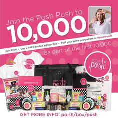 Joining Posh was one of the best $99 investments of my life!  Not only are the products amazing but my team is SO supportive and encouraging.  I'm so excited to be a founding Posh consultant in my town of Palmyra, VA.  To join my team or more info about Perfectly Posh go to https://www.perfectlyposh.com/mariejones/profile Blog: http://www.noteworthystudios.net/blog.html Facebook: https://www.facebook.com/NoteWorthyStudios