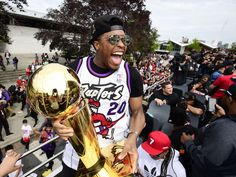 In Photos: NBA Champion Toronto Raptors celebrate historic win with downtown parade - The Globe and Mail Nba Championships, The Championship, Marc Gasol, Kyle Lowry, Victory Parade, Nba Season, Nba News, Usa Today Sports, Toronto Raptors