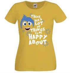 joy disney pixar movie inside out t shirt