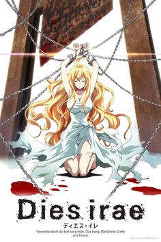 "Crunchyroll - Crunchyroll to Stream ""Dies irae"" for Fall Anime Season"
