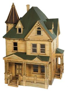 Maison Garfield Dollhouse This Would Have Been My Dream