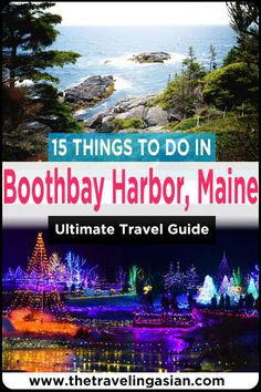 East Coast Travel, East Coast Road Trip, Travel Maine, Travel Usa, Best Places To Travel, Cool Places To Visit, Vacation Spots, Vacation Ideas, New Harbor Maine