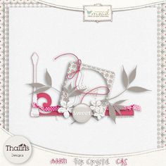 For Crystal tiny kit freebie from Thaliris Designs