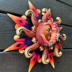 Painted Metal, Metal Art, Spring Sign, Metallic Paint, How To Look Pretty, Graphic Art, Cartoons, Lion Sculpture, Mexico